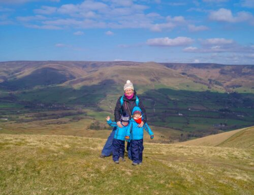 A Weekend In Peak District With Kids