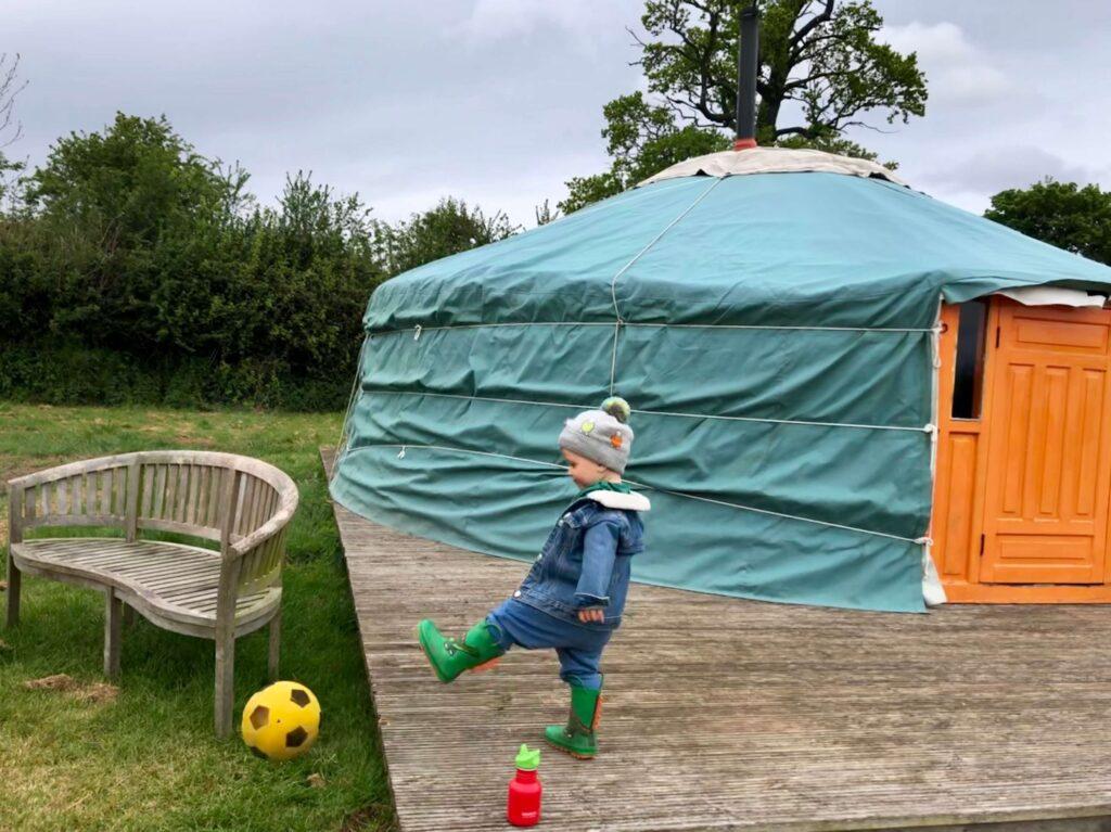 Somerset-Yurts-glamping-near-london