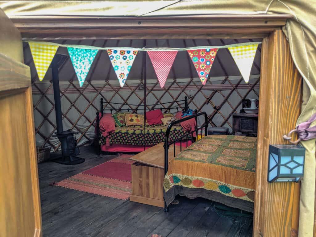yurts near london - Swallowtails