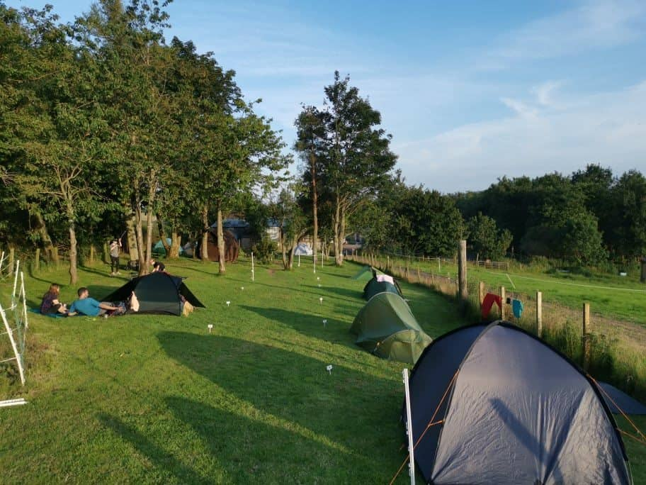 best places to camp with kids