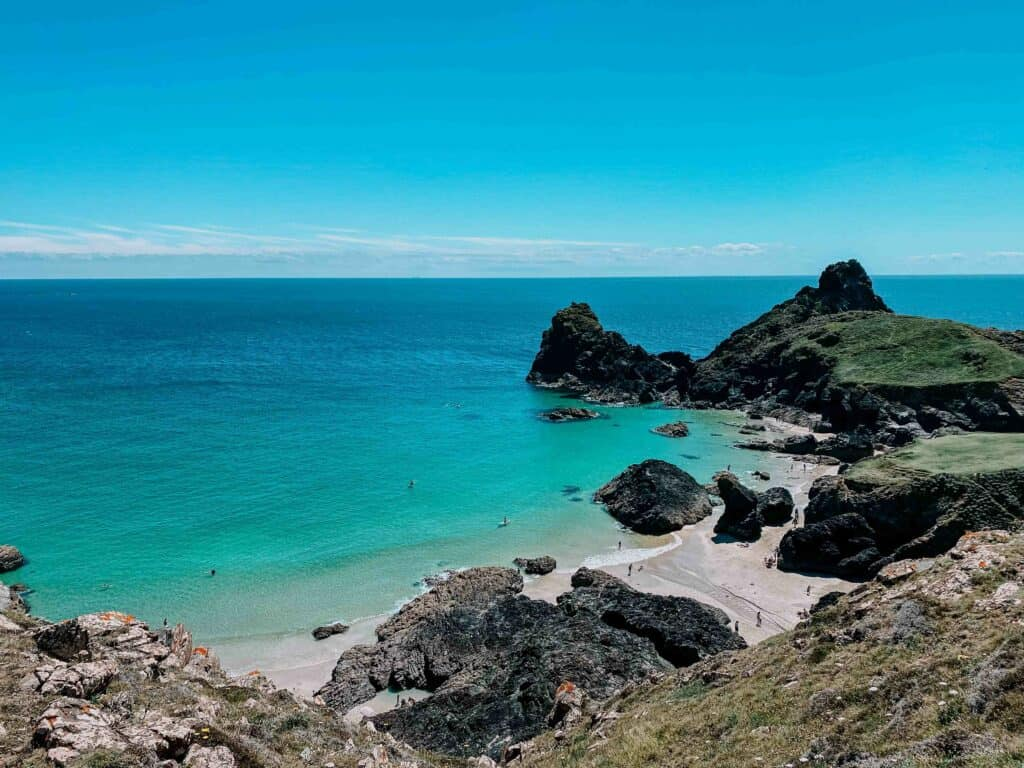 facts about cornwall for kids