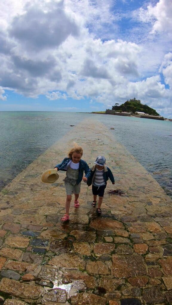 Best Things to do in Cornwall with Kids