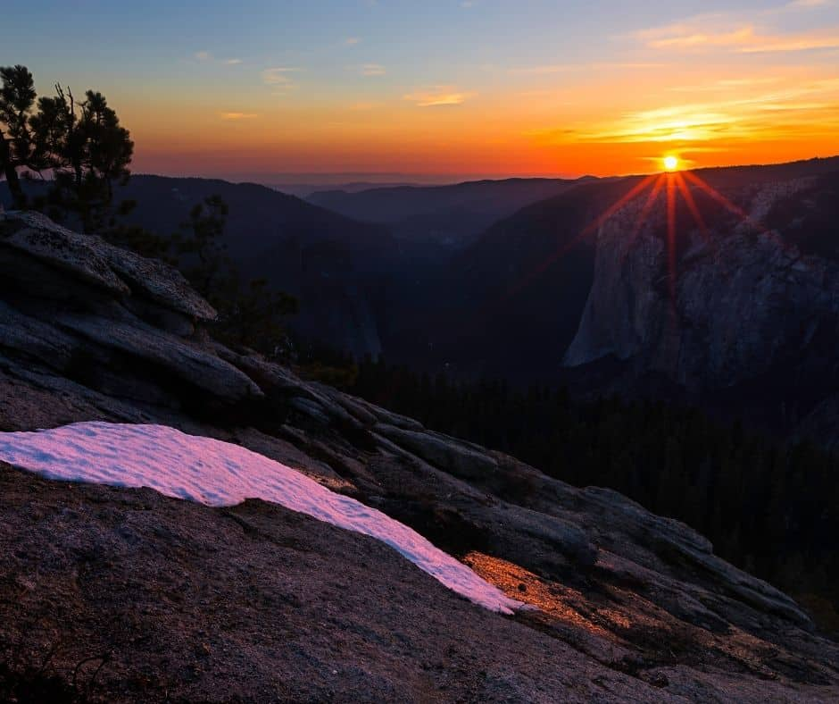 Yosemite national Park Tour from san francisco