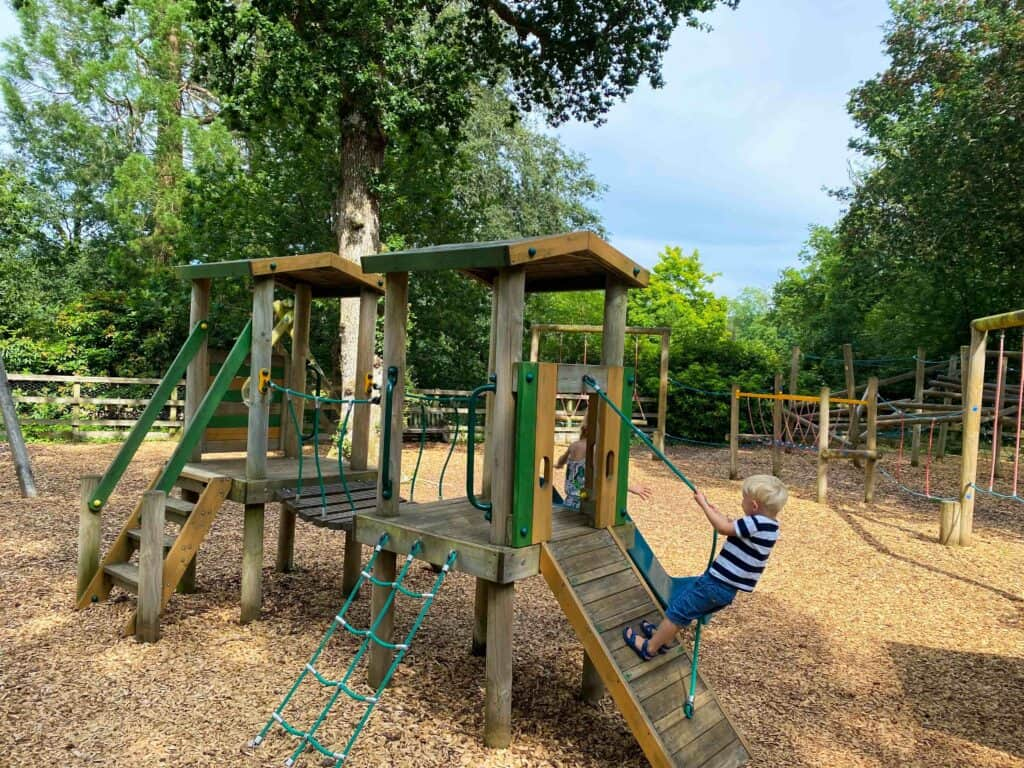 days out with kids in hampshire