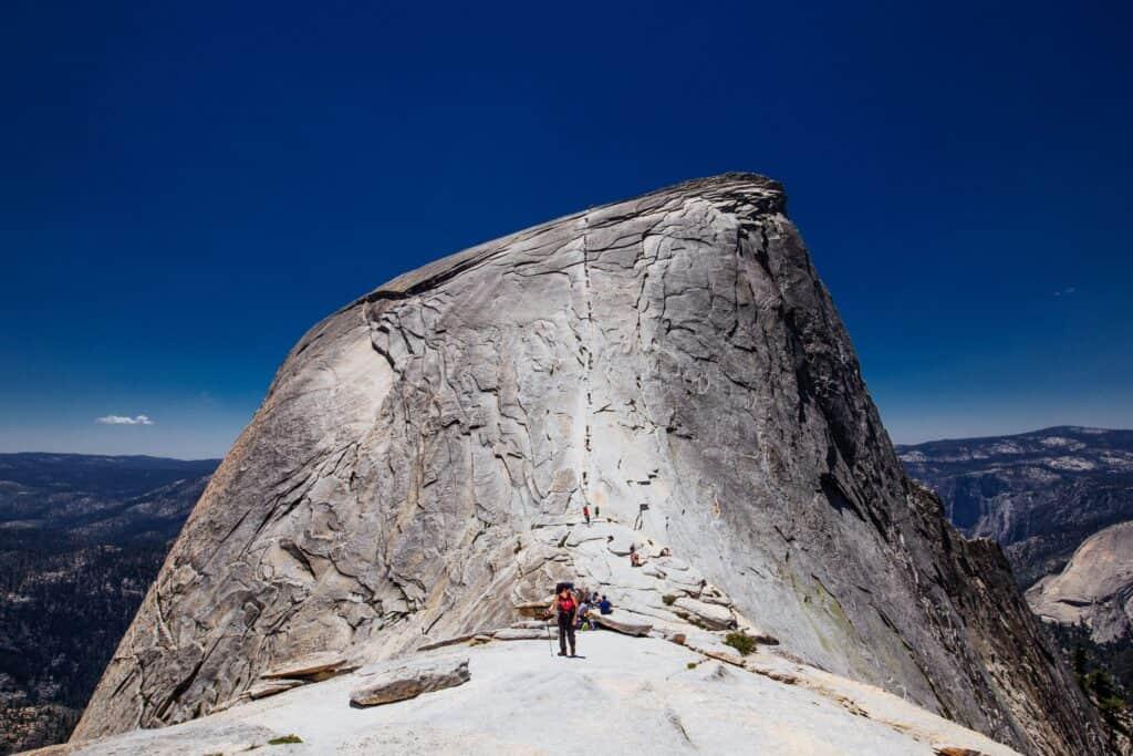 Moderate Yosemite Hiking