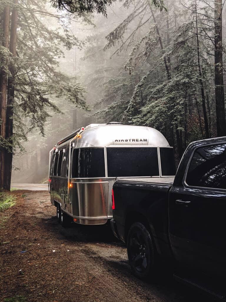 RV Camping Near Yosemite