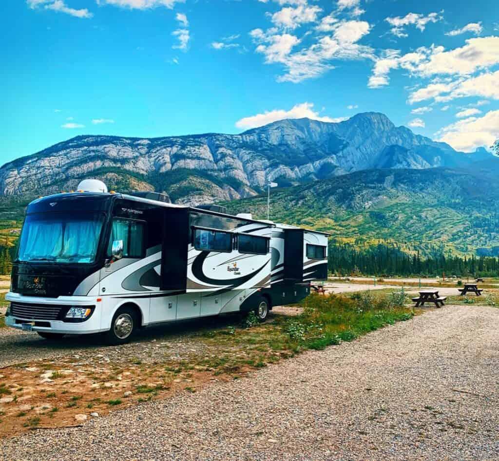 RV campgrounds Near Yosemite