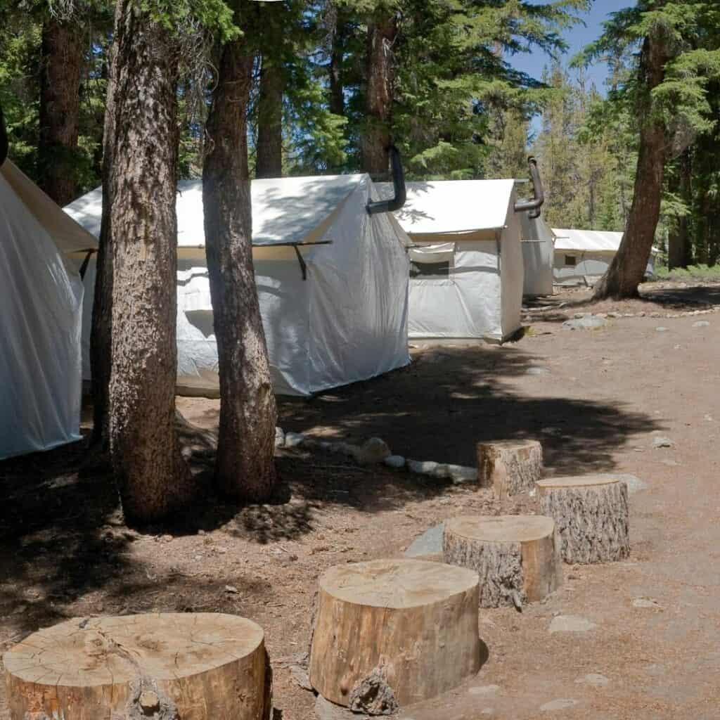 rafting Yosemite
